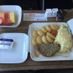 1、2歳児の機内での食事どうしてる?私が考えたオススメ(関西国際空港編)