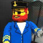 『レゴ®ブロック』で作った世界遺産展 PART-3(高野山ギャラリー)に行ってきた